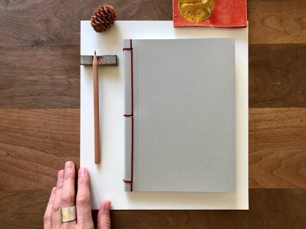 Tea house diary cover