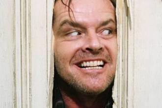 Schizophrénie tueur en série - Ma famille de ouf - Jack Nicholson in The Shining