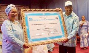 certificat de reconnaissance