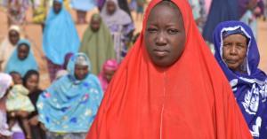 femme du Niger