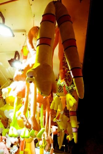 Peluches Feria