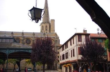 CATHÉDRALE ST MAURICE DE MIREPOIX