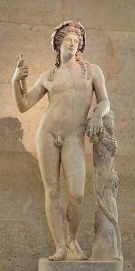 Dyonisos musée du Louvre Paris