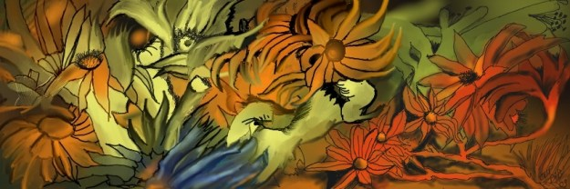 La faune et la flore 2 - jep papy inédit pour Danièle et la CHOUETTE