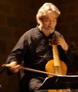 JORDI SAVALL Fontfroide aude - 17 07 2014