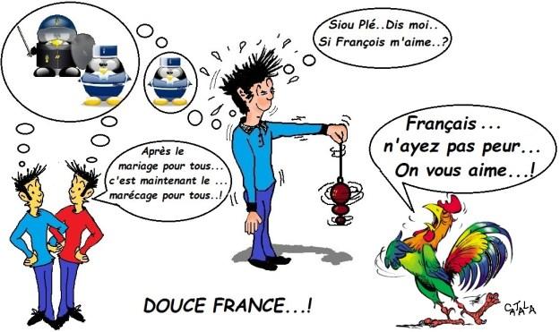 francois aime-t-il Triphounet