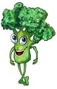 legumes en folie aubergine grocolis D