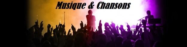 logo musique et chansons