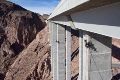 drone hoover bridge