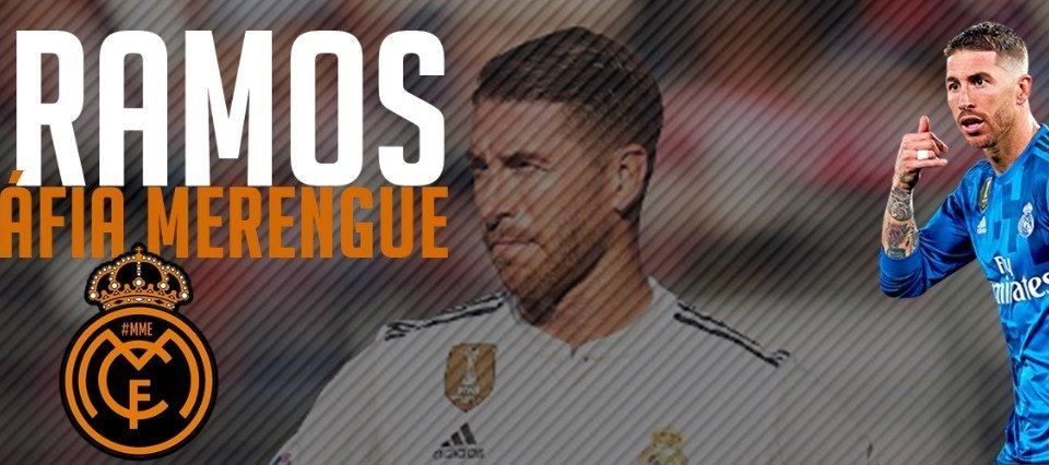 Sergio Ramos no Real Madrid