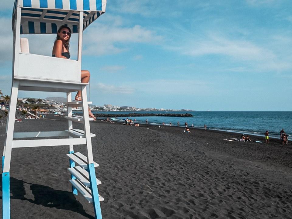 Plage del Duque Tenerife