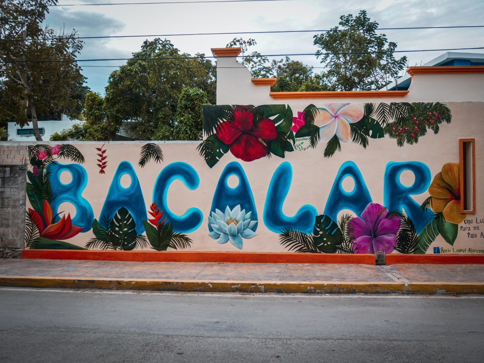 Bacalar Roadtrip Mexique