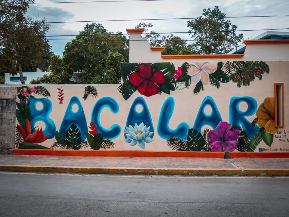 Bacalar Roadtrip Mexique