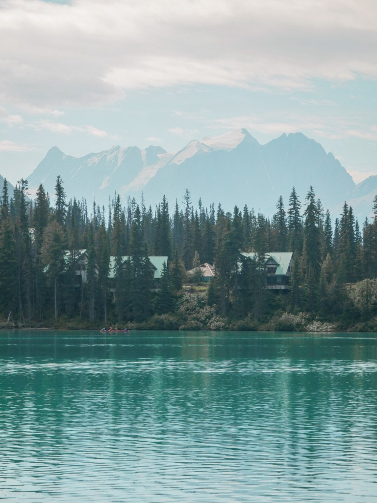Emerald Lake - Road trip deux semaines Rocheuses