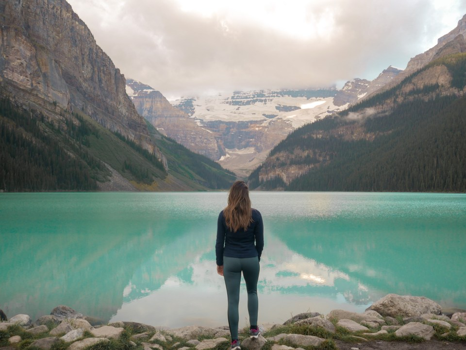Lake Louise - Road trip deux semaines Rocheuses