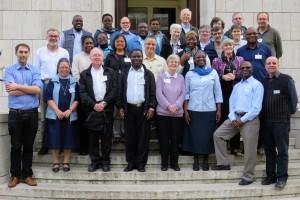 Les participants à la Session de formation AEFJN du 24 mars 2017.