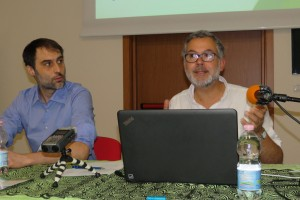 José Luis et Gino