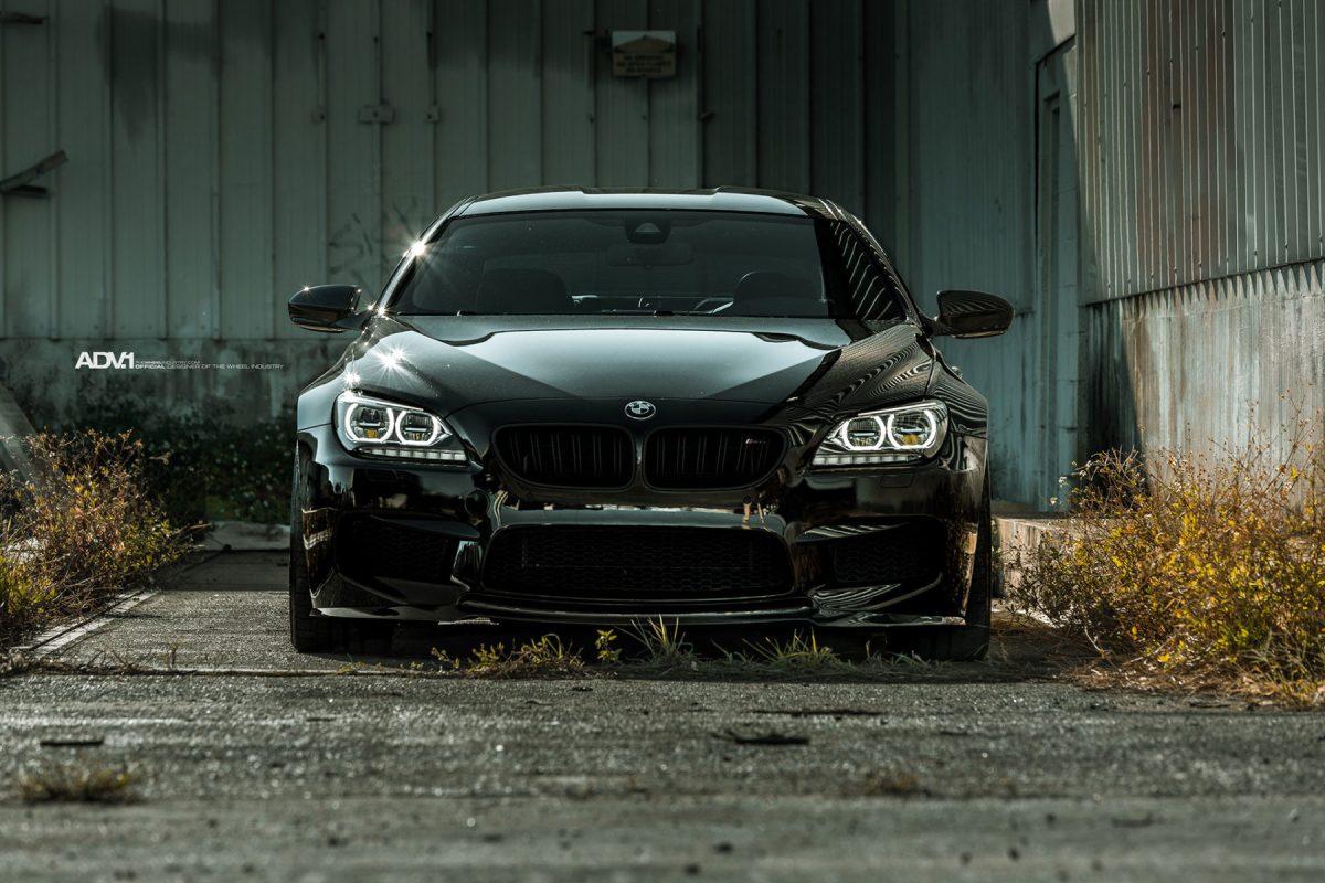 Этой машиной управляет Дарт Вейдер - BMW M666 GRAN COUPE