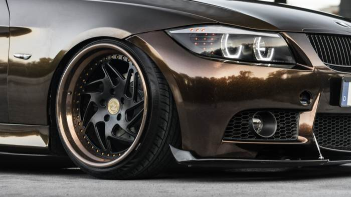 MV Forged Wheels диски