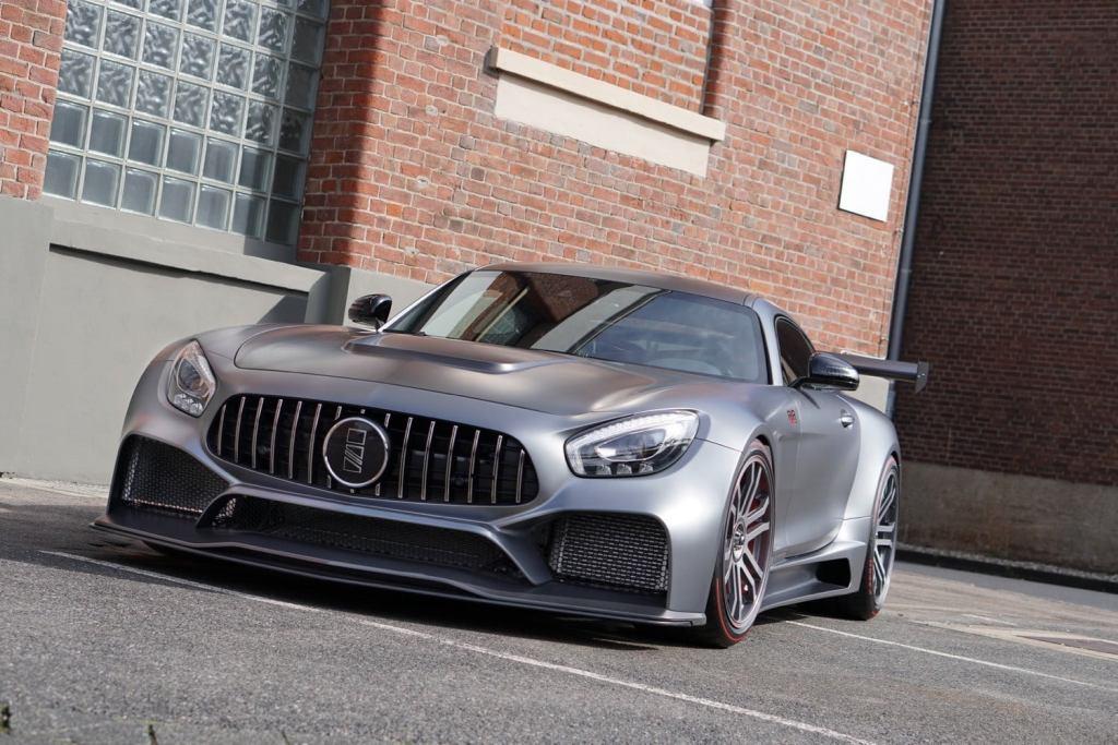 IMSA представила 860-сильный суперкар Mercedes-AMG GT S