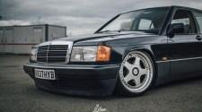 Стенс проект Mercedes-Benz 190