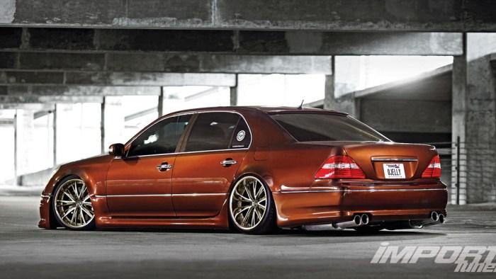 Игрушки мафии vip style - Lexus ls 430