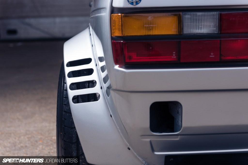 Volkswagen Golf MKI с двигателем Honda Civic Type R