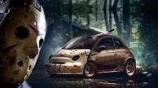 Машины героев культовых фильмов ужасов
