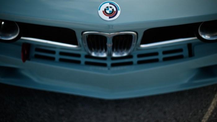 Посвящается легенде: BMW 3.0 CSL «Бэтмобиль»