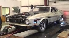 На Ford Mustang установили двигатель мощностью 3000 л.с