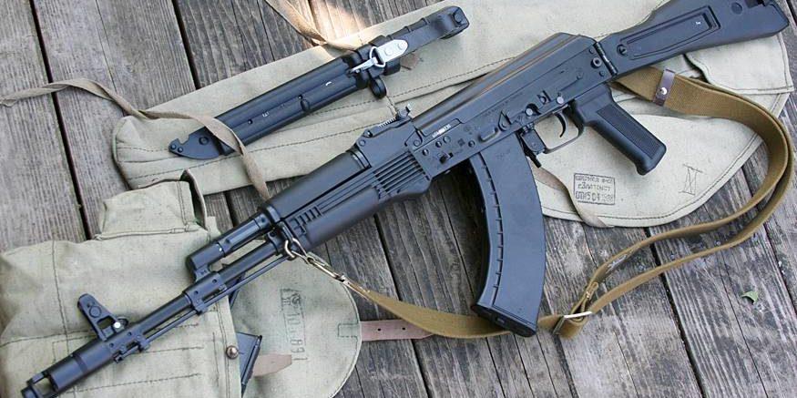 Охолощенный АК 103 СХП (Автомат Калашникова)