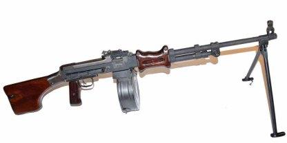 Охолощенный пулемет РПДХ-44 СХП (Дегтярева)