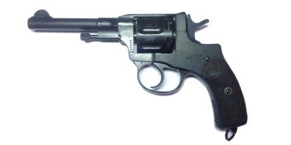 Револьвер Наган РНХТ Охолощенный
