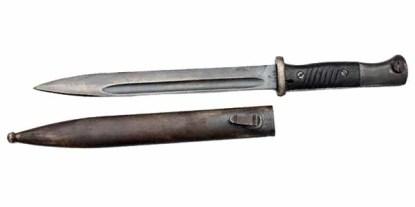 Штык-нож Маузер k98
