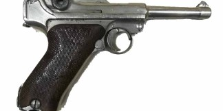 Охолощенный пистолет Luger P08 Parabellum СХП
