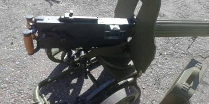 Охолощенный Пулемет Максим (Ранний, ЗиД)