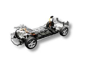 発電用ロータリーエンジン搭載(レンジエクステンダー)のスモール・アーキテクチャー