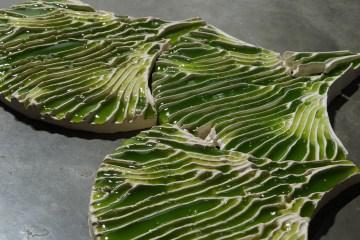 簡單工藝結合生物科技: Bio-ID Lab 設計淨水磁磚 Indus