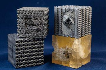 硬度接近鑽石?萊斯大學研發3D列印防彈結構