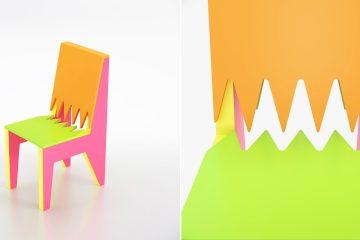 普普風格超搶眼!義大利品牌攜手設計師推 7 款層板家具