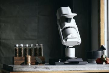 前衛科技感 Weber Workshops EG-1 平刀磨豆機 精準沖煮咖啡