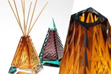 傳統薰香爐意象大升級:中東設計師與工廠合作打造精品玻璃擴香瓶