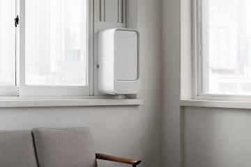 髒空氣不進屋!「窗型」空氣清淨機 Ventus Air 開發中