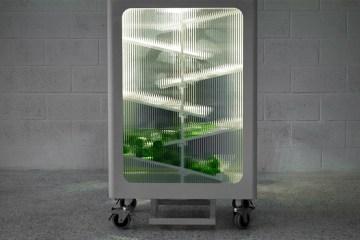 「光景」玻璃回收站,讓你丟個回收也能體驗與美感兼得