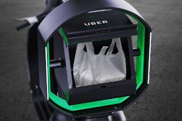 外送神器現身!配備三軸穩定器的 UberBalance 食物外送箱