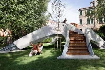 史上第一座 3D 列印的水泥橋 Striatus,省材料更環保