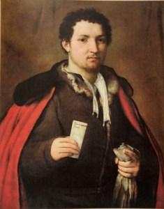 Lotto Ritratto di Fiorante Avogaro . 1543