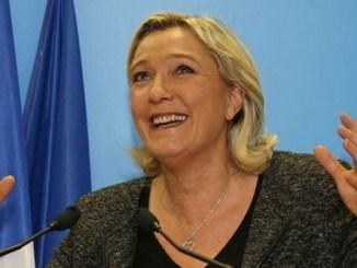Le Pen Marine nuova