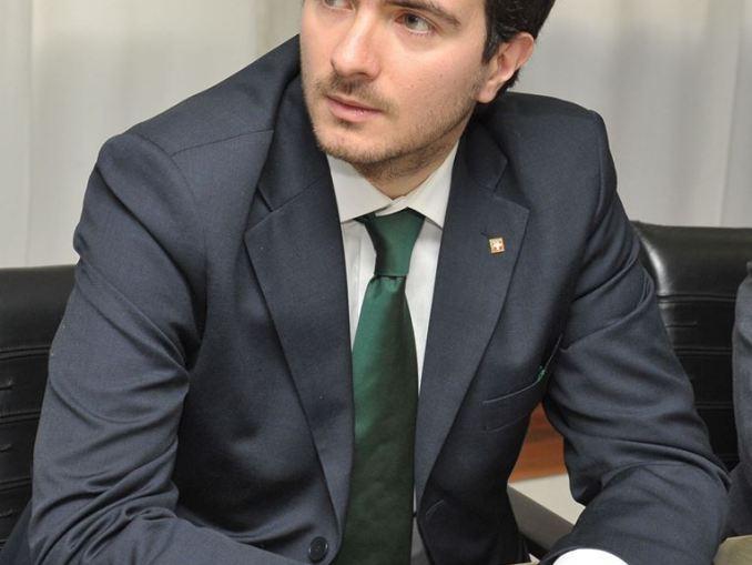 Riccardo Molinari al Congresso sul lavoro al GAM di Torino CorriereAl
