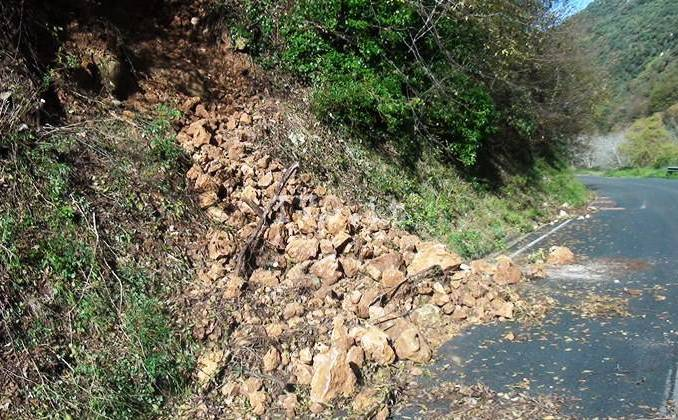 Strada provinciale Montechiaro Pareto, affidati i lavori per la riapertura CorriereAl